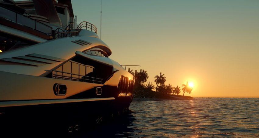 Luxury, speed & high technologies