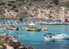 Tourist flow to Cyprus dropped 83.4%